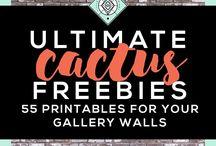 wall art (printables and more)
