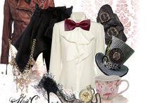 Crazy clothes