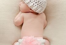 Bunny hat for baby