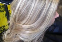 Blonde hair colours