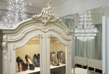 Garderoba Marzeń/ Dream Closet / Garderoba, Szafa, Pufa, Closet, Wardrobe