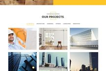 website design - contractor