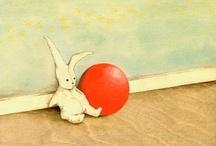 Bunny / by Cheryl Sawai