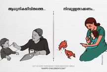 "CHILDREN'S DAY / ബാല്യം, ജീവിതത്തിലെ ഏറ്റവും സുന്ദരമായ കാലം...ഒരിക്കൽകൂടി തിരിച്ചു കിട്ടാൻ ഏവരും കൊതിക്കുന്ന പ്രായം...എന്നാൽ ആ ഒരു കുട്ടിക്കാലം ഇന്ന് പലർക്കും ഇല്ലാതായിക്കൊണ്ടിരിക്കുകയാണ്... ""നമുക്ക് തീർക്കാം...ഒരു മനോഹരമായ ലോകം... അവരുടെ നിഷ്കളങ്കമായ പുഞ്ചിരിക്ക് വേണ്ടി..."" #teamcapio #childrensday #november14 #childlabour"