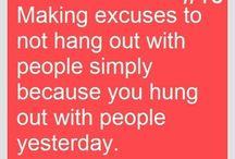 introvert.....