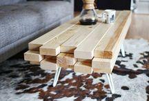 Créations meubles