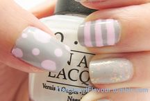 nail designs to try / by Jessica Boland Hatswell