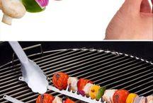 Grill værktøj