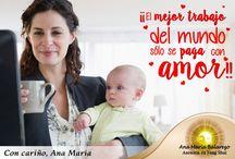 FENG SHUI Tarjetas especiales Día de la Madre! / Madre solo hay Una!  Feliz Día de la Madre!