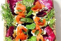 Erinomaista salaatinlehdistä
