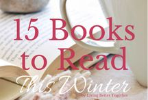 Books / by Sarah Tyau