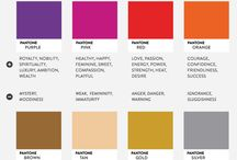 Color Psychology / Colors speak louder than words.