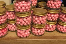 Pink & gold babyshower