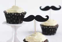 little man [mustache themed] / Mustache Themed Party
