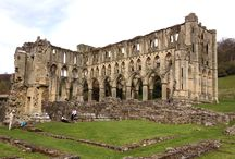 Rievaulx Abbey / A collection of pictures taken at the stunning Rievaulx Abbey in Yorkshire!
