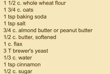 Baby food / Lactation recipes