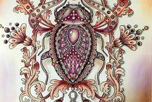 fantasy - ornamenty