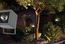 Outdoor Lighting   Brilumen / A garden can be a work of art by day light… But with Brilumen's lighting solutions you will turn it into a master piece by night!