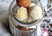 Pralinen , Kekse und mehr