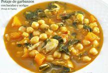 recetas d cocina / by Angeles Carcedo