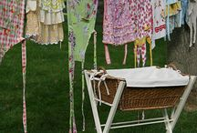 Clothesline  / by Button Bird Designs