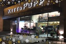Holiday's Season / Holidays at KITT & PUPP Boutique for Pets