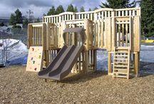 Natural Playgrounds / Natural Play & Playgrounds