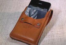 Phone sleeves