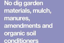 no dig gardens