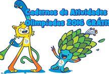 caderno de atividades olimpias 2016