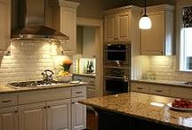 Kitchen ideas / by Carol Lombardo