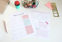 Planner e bullet journal