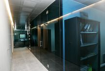 c [ak'sent] #interiorarchitecture # own projects #coloured glass / coloured glass