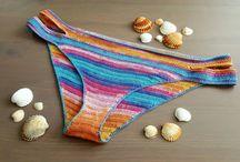 swim wear crochet