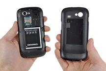 Retirada del panel posterior del Nexus S / Para retirar panel posterior del Nexus S, siga los pasos dados.