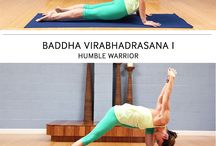 Yoga for better posture