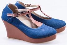 Wedgess from Paris Lovely Shoes