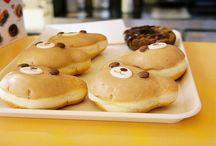 Kawaii #Donuts #Bento