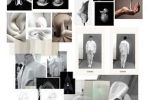 Layout / Inspiration for layouts to use in a fashion portfolio