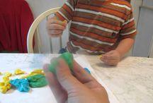 Gluten Free Playdough and Fun with Grandchildren / Fun Recipe to make your own Gluten Free Aromatherapy Playdough and fun with Grandchildren   #Playdough #MakeyourownPlaydough #GlutenFreePlaydough #DIYPlayDough #AromatherapyGlutenFreePlaydough #ChildrensCraft #MakingPlaydoughwithChildren #Crafts #KidCrafts #EasyGlutenFreePlaydoughRecipe #FunwithGrandchildren #FunwithGrandkids #Grandchildren #Grandkids