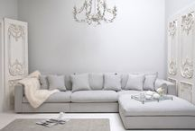 Sofa living / Interior design