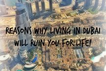 United Arab Emirates / Anything and everything about my 7-year expat life in Dubai.