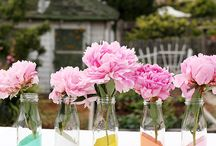 Flowers & Central Tables