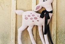 xmas deer pattern-ideas