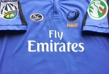 Classic Western Force Rugby Shirts / Classic authentic Western Force rugby shirts from the past 25 years. Legendary players & memorable seasons of yesteryear.  Free UK delivery   £6.95 Worldwide Shipping.