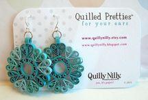 quilling bijoux