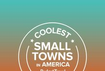 Coolest Small Towns 2018!