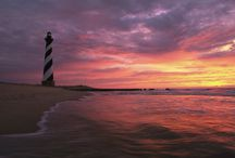 Hatteras Sunsets