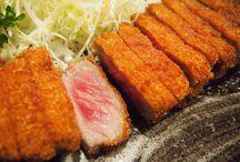 Foods, Japanese