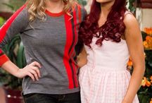 Sam and Cat! ❤️ / I don't know who I like more Sam or cat? ❤️